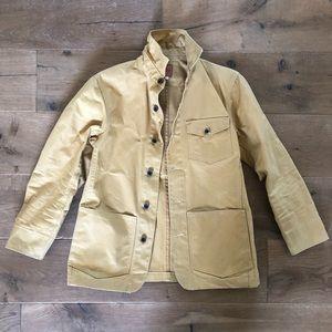 Taylor Stitch Waxed Canvas Chore Jacket